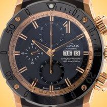 Edox Gold/Steel 45mm Automatic 01122 37R NIR new