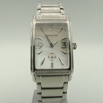 Hamilton Staal 39mm Quartz H11491115-PO tweedehands