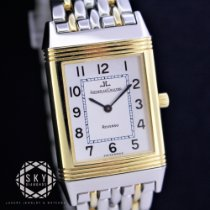 Jaeger-LeCoultre Reverso Classique Gold/Steel 23mm Silver Arabic numerals United States of America, New York, NEW YORK