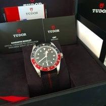 Tudor Black Bay GMT Stahl 41mm Schwarz Keine Ziffern Schweiz, Opfikon