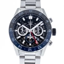 TAG Heuer Carrera Steel 45mm Transparent United States of America, Georgia, Atlanta