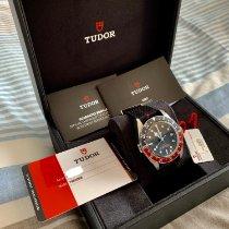 Tudor 79830RB-0003 Steel 2019 Black Bay GMT 41mm pre-owned