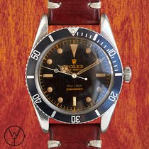 Rolex 6536 Сталь 1959 Submariner (No Date) подержанные