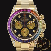 Rolex 116528 Zuto zlato 2016 Daytona 40mm rabljen