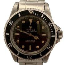 Rolex Submariner 1966 подержанные