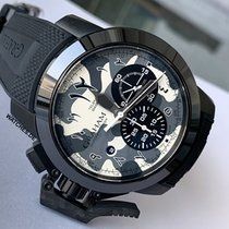 Graham Chronofighter ACCAU.S02A.K97N New Steel 47mm Automatic