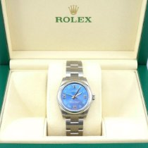 Rolex Oyster Perpetual 31 Steel 31mm Blue United States of America, Wisconsin, West Bend