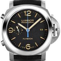 Panerai Luminor 1950 3 Days Chrono Flyback Negru