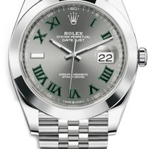 Rolex Datejust 126300 2018 nov