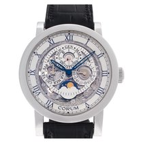 Corum Platinum 42mm Automatic 183.201.70 pre-owned United States of America, Florida, Surfside