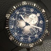 Fortis B-42 Official Cosmonauts Titanio Negro