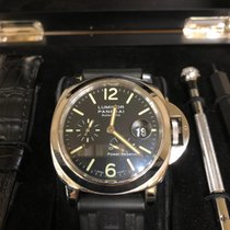 Panerai Luminor Power Reserve Acero 44mm Negro Arábigos España, Madrid