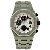Audemars Piguet 26170ST.OO.1000ST.01 Steel 2015 Royal Oak Offshore Chronograph 42mm pre-owned United States of America, Florida, 33132