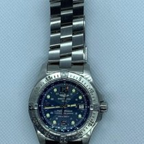Breitling Superocean Steelfish Steel 44mm Black Arabic numerals United States of America, Florida, lake worth