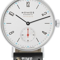 NOMOS Tangente Neomatik 175 New Steel 35mm Automatic