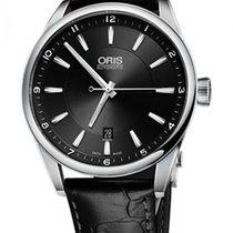 Oris Artix Date Acier 42mm Noir France, Bordeaux