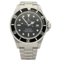 Rolex Sea-Dweller 16600T - Black Divers Watch - 2004