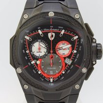 Tonino Lamborghini 44mm Quartz pre-owned Black