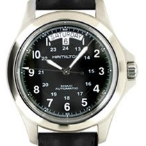 Hamilton Khaki King Automatico Day Date Art. Ha08n