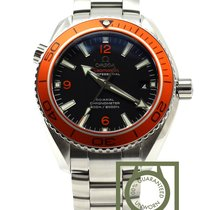 Omega Seamaster Planet Ocean 600m Co-axial 42mm NEW