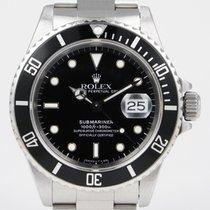 Rolex Submariner Date With Original Tritium Dial/Hands (1989)