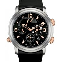 Blancpain Léman Réveil GMT 2041-12A30-64B 2020 new