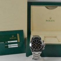 Rolex Daytona 116520 Black Dial Box and Paper
