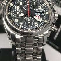 Wenger GST Air Chronograph Swiss Valjoux 7750 Movement 40mm...