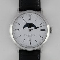 Baume & Mercier Classima Moonphase Box Papers