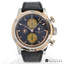 Louis Moinet Rose gold 46mm Automatic Geograph pre-owned United Kingdom, London