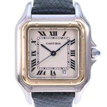 까르띠에Ronde Solo de Cartier,중고시계,36 x 27 mm,금/스틸