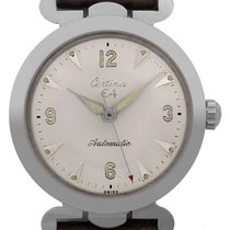 Certina Steel 31.5mm Automatic 5509 pre-owned