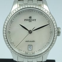Perrelet First Class Steel 35mm Mother of pearl United States of America, California, Costa Mesa