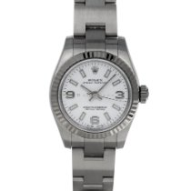 Rolex Oyster Perpetual 26 Steel 26mm White United States of America, Maryland, Baltimore, MD