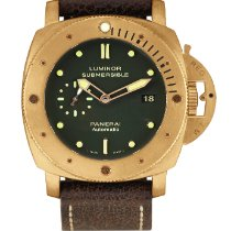 Panerai Bronze Automatic 46mm 2011 Special Editions