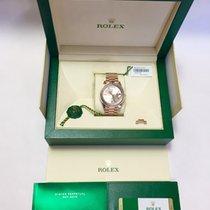Rolex Rose gold 40mm Automatic 228235 pre-owned United Kingdom, glossop, high peak