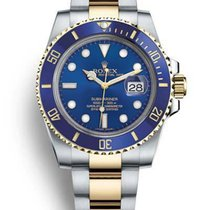 Rolex Submariner Date Gold/Steel 40mm Black No numerals Malaysia, Kuala Lumpur