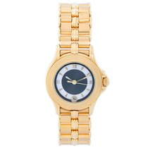 Mauboussin Yellow gold 27mm Quartz 64680 pre-owned