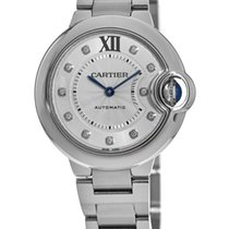Cartier Ballon Bleu 33mm new Automatic Watch with original box WE902074