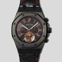 Audemars Piguet Royal Oak Offshore 26268SN.OO.D003CU.01 Very good Carbon 44mm Manual winding United States of America, New York, New York