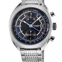 Oris Chronoris No numerals United States of America, New York, Brooklyn