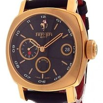 Panerai Ferrari Rose gold 45mm Black