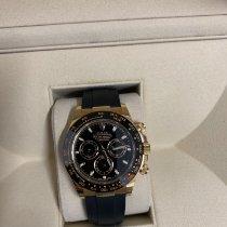 Rolex Daytona Жёлтое золото 40mm Чёрный Без цифр Россия, Rostov OnDon