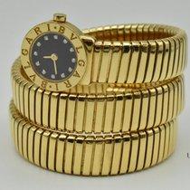 Bulgari Bulgari Yellow gold 19mm Black Arabic numerals United States of America, Texas, Houston