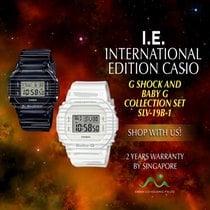 Casio SLV-19B-1 new