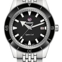 Rado HyperChrome Captain Cook Steel