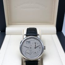 A. Lange & Söhne Platinum Automatic Silver pre-owned Lange 1