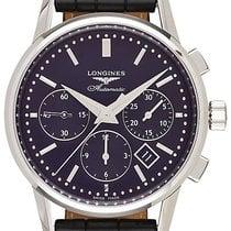 Longines Column-Wheel Chronograph L2.749.4.52.0 2019 new