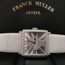 Franck Muller Master Square 6000 H SC DT pre-owned