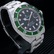 Rolex Submariner Date 16610LV 2004 pre-owned